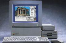 外置键盘、鼠标的 Apple IIGS