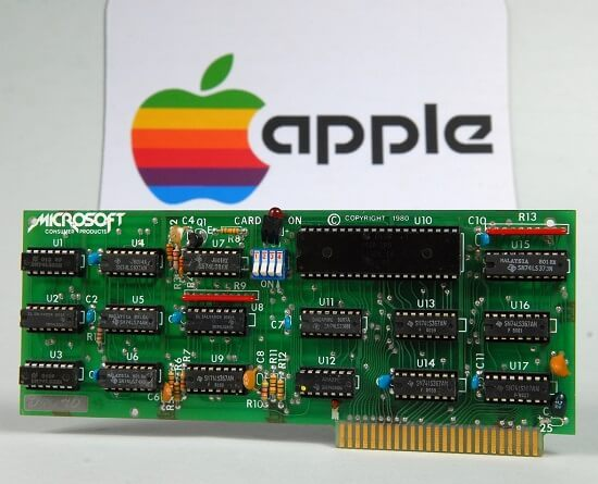 Apple II 使用的 Z80卡