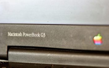 PowerBook G3 Logo