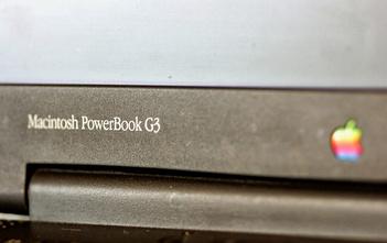 PowerBook G3 Logo