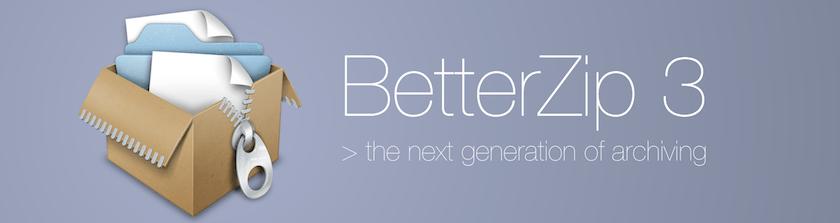 BetterZip Logo