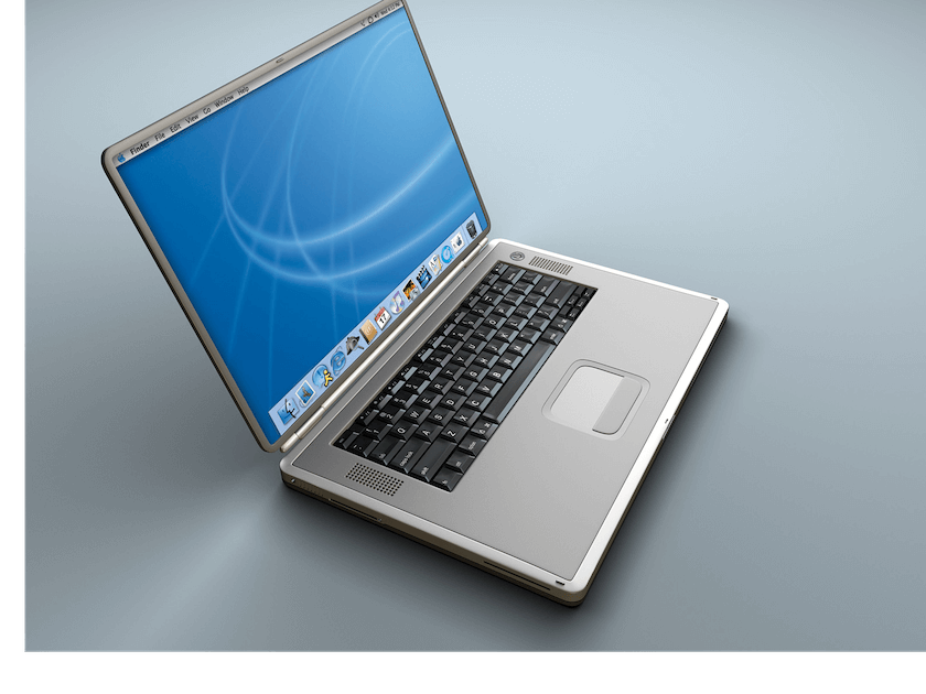 钛合金版 PowerBook G4