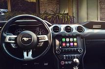 福特野马支持 CarPlay