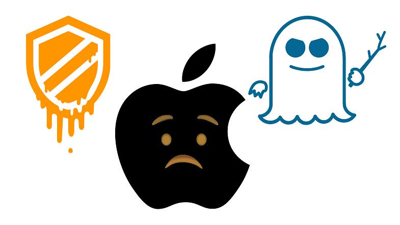 macOS 受 Meltdown 与 Spectre 影响
