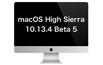 macOS High Sierra 10.13.4 Beta 5