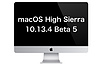 macOS High Sierra 10.13.4 Beta 5