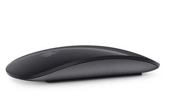 深空灰色 Magic Mouse 2