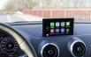 CarPlay display