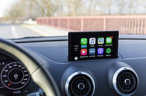 CarPlay display
