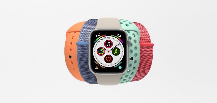Apple Watch 表带广告