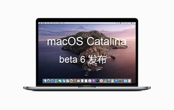 macOS Catalina 10.15 Beta 6