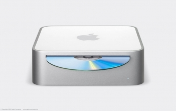 Mac mini early 2005 概览图