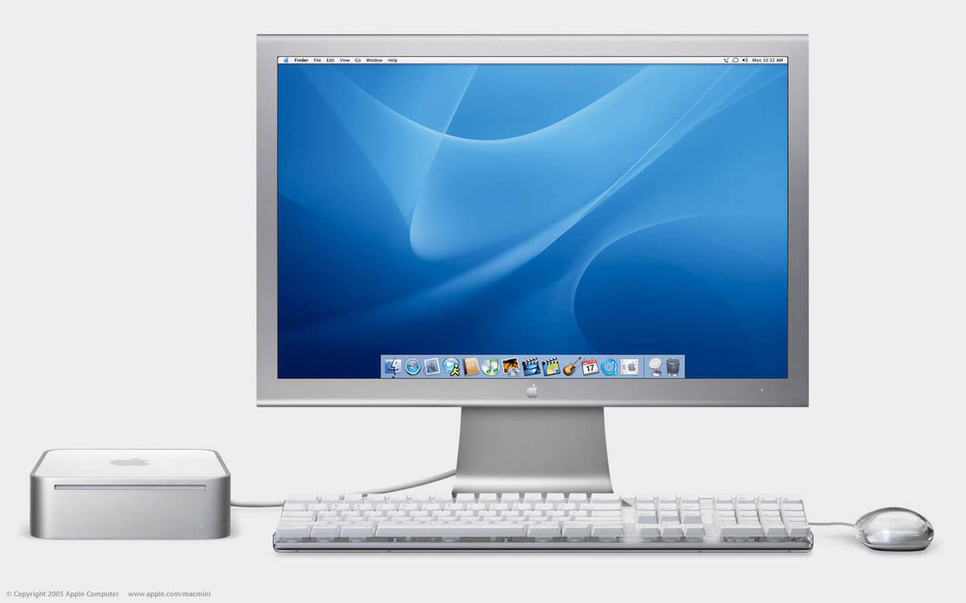 Apple Mouse 和 keyboard以及 Apple Cinema Display