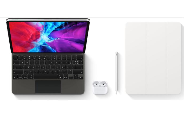 2020款 iPad Pro 全家福