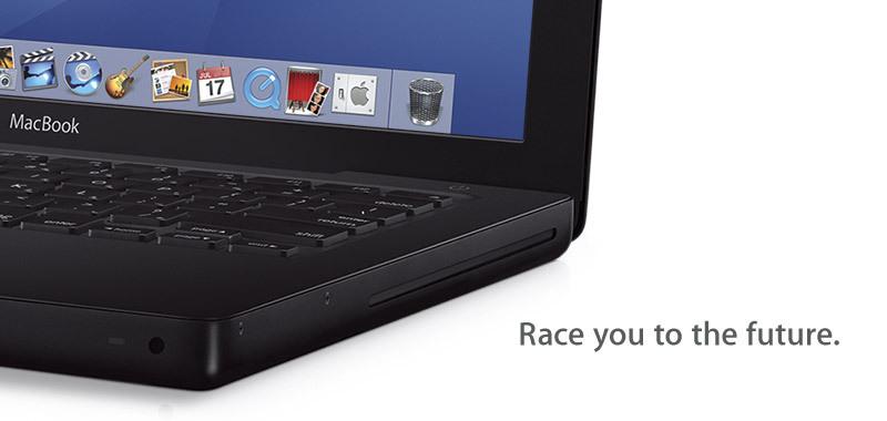 黑色 MacBook(13-inch, Late2006)